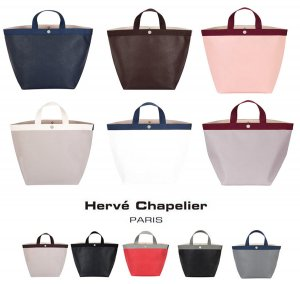 Herve Chapelier(エルベシャプリエ)725GP リュクス舟型トートL/トートバッグ<img class='new_mark_img2' src='https://img.shop-pro.jp/img/new/icons16.gif' style='border:none;display:inline;margin:0px;padding:0px;width:auto;' />