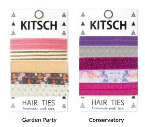 Kitsch(キッチュ)ヘアゴム/ヘアアクセサリー5本セット/ブレスレット/Garden Party/Conservatory/Hair Ties<img class='new_mark_img2' src='https://img.shop-pro.jp/img/new/icons16.gif' style='border:none;display:inline;margin:0px;padding:0px;width:auto;' />