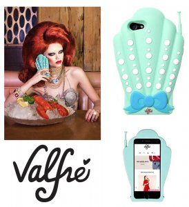 Valfre(ヴァルフェー)iPhone6、6S、7plusケース/シリコンカバー/スマホケース/SHELL PHONE/貝<img class='new_mark_img2' src='https://img.shop-pro.jp/img/new/icons16.gif' style='border:none;display:inline;margin:0px;padding:0px;width:auto;' />