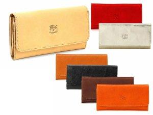 イルビゾンテ(Il Bisonte)レザー長財布/Continental Wallet in Cowhide Leather C0775P<img class='new_mark_img2' src='https://img.shop-pro.jp/img/new/icons16.gif' style='border:none;display:inline;margin:0px;padding:0px;width:auto;' />