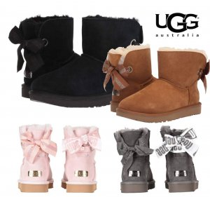UGG(アグ)Customizable Bailey Bow Mini ムートンブーツ/カスタマイザブル ベイリーボウミニ/1100212<img class='new_mark_img2' src='https://img.shop-pro.jp/img/new/icons16.gif' style='border:none;display:inline;margin:0px;padding:0px;width:auto;' />