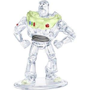 スワロフスキー(SWAROVSKI)トイ・ストーリー バズ・ライトイヤー/Disney Pixar's Toy Story/クリスタルオブジェ/スワロフスキー社製置物<img class='new_mark_img2' src='https://img.shop-pro.jp/img/new/icons16.gif' style='border:none;display:inline;margin:0px;padding:0px;width:auto;' />