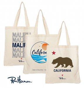ロンハーマン(Ron Herman)トートバッグ エコバッグ/California Bear