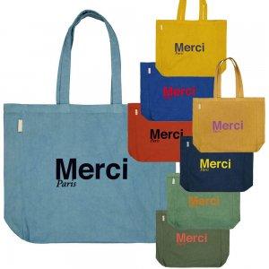Merci Paris(メルシー パリ)エコバッグ トートバッグ オーガニックコットン パリ直輸入