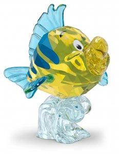 スワロフスキー(SWAROVSKI)リトルマーメイド フランダー/クリスタルオブジェ/ディズニーコラボ/The Little Mermaid Flounder/5552917/スワロフスキー社製置物<img class='new_mark_img2' src='https://img.shop-pro.jp/img/new/icons16.gif' style='border:none;display:inline;margin:0px;padding:0px;width:auto;' />