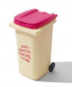 アンチソーシャルソーシャルクラブ(ANTI SOCIAL SOCIAL CLUB)ペン立て 卓上ダストボックス ゴミ箱/ASSC Desktop