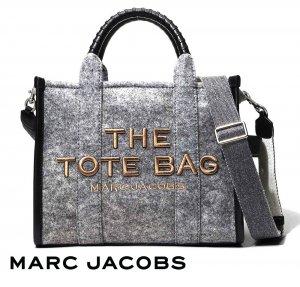 マークジェイコブス(Marc Jacobs) 「THE TOTE BAG」THE FELT FLANNEL SMALL TOTE BAG ザ フェルト フランネル スモール トートバッグ<img class='new_mark_img2' src='https://img.shop-pro.jp/img/new/icons5.gif' style='border:none;display:inline;margin:0px;padding:0px;width:auto;' />