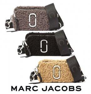 マークジェイコブス(Marc Jacobs)THE SNAPSHOT TEDDY ザ スナップショット テディ ショルダーバッグ ブラック ベージュ グレー ポシェット H130M06FA21<img class='new_mark_img2' src='https://img.shop-pro.jp/img/new/icons5.gif' style='border:none;display:inline;margin:0px;padding:0px;width:auto;' />