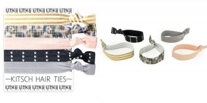 Kitsch(キッチュ)Clueless ヘアアクセサリー5本セット/ヘアゴム/ブレスレット/Hair Ties<img class='new_mark_img2' src='https://img.shop-pro.jp/img/new/icons16.gif' style='border:none;display:inline;margin:0px;padding:0px;width:auto;' />