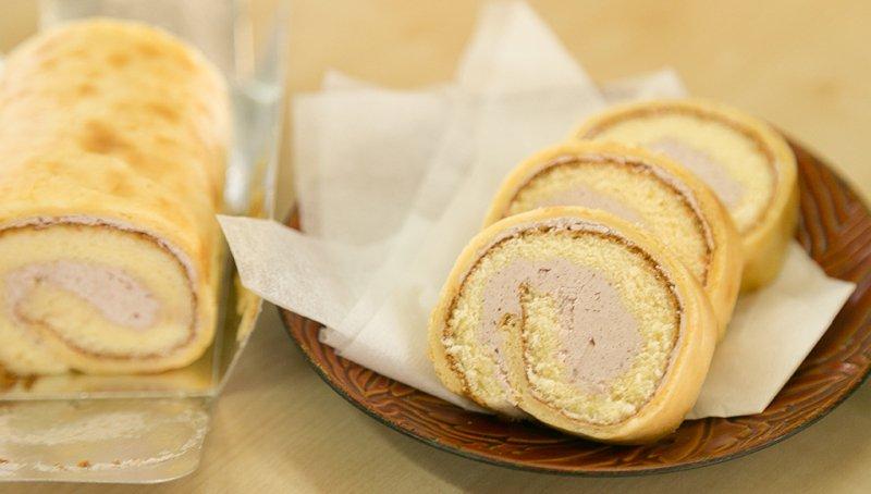 ロールケーキ「シュロー」の写真