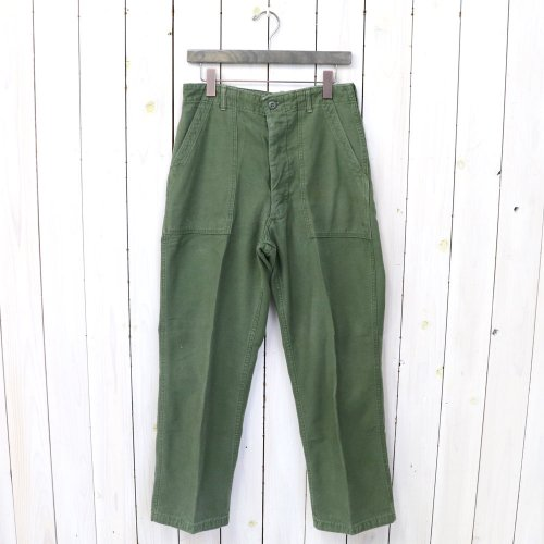 MILITARY USED『US ARMY BAKER PANTS』