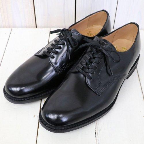 SANDERS『Officer Shoe』(Black)