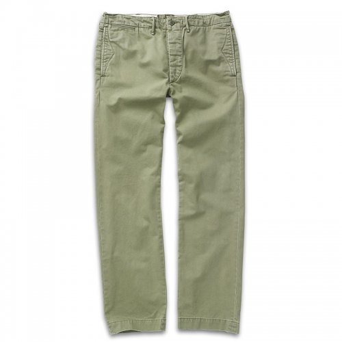 Double RL『COTTON CHINO TROUSER』(OLIVE)