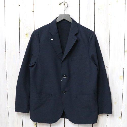 【SALE特価40%off】nanamica『BREATH TUNE Club Jacket』(Dark Navy)