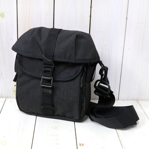 BAGJACK『Traveller Pouch』(Grid Gray)