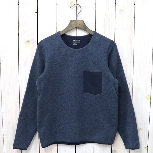 ARC'TERYX『Covert Sweater』(Exosphere Heather)