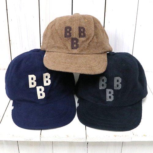 DECHO『NEGRO BALL CAP BUCKLE-BBB-』