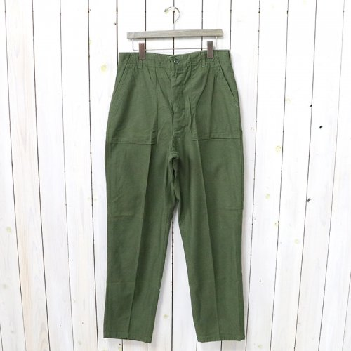 MILITARY USED『BAKER PANTS-1970's 前期』