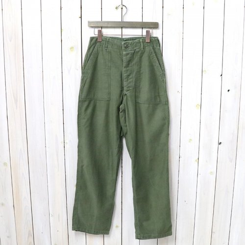 MILITARY USED『BAKER PANTS-1960's 後期』