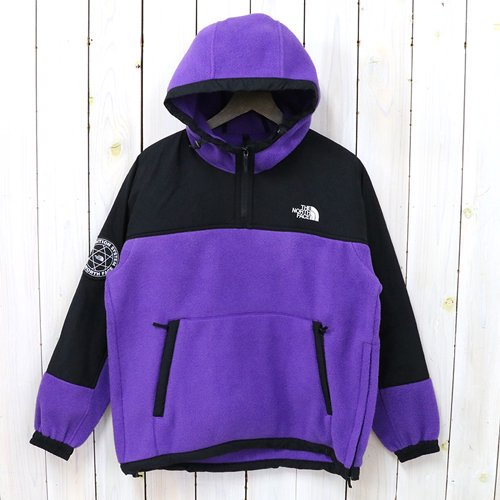 THE NORTH FACE『Him Fleece Parka』(ピークパープル)