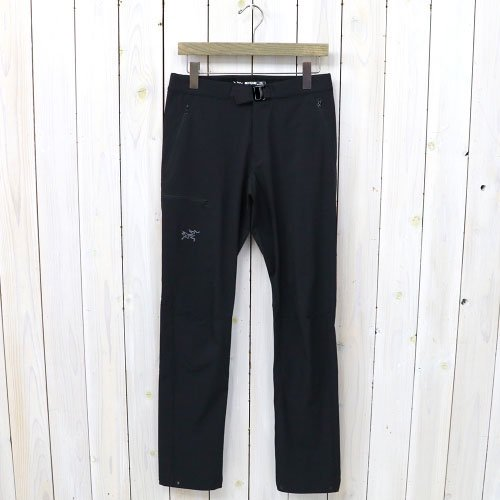 ARC'TERYX『Gamma LT Pant-short』(Black)