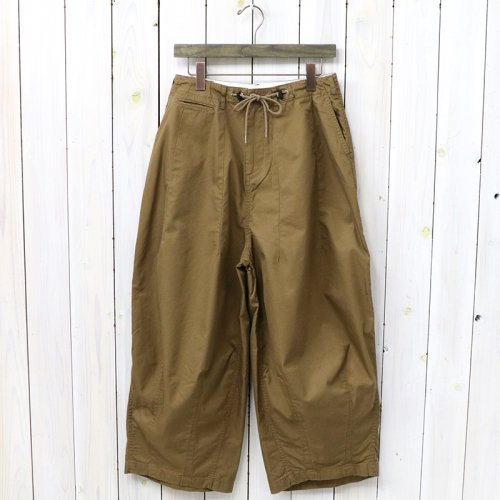 Needles『H.D. Pant-Military』(Brown)