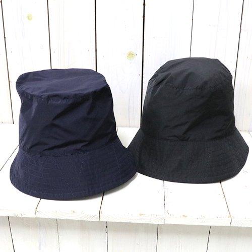 ENGINEERED GARMENTS『Bucket Hat-Memory Polyester』