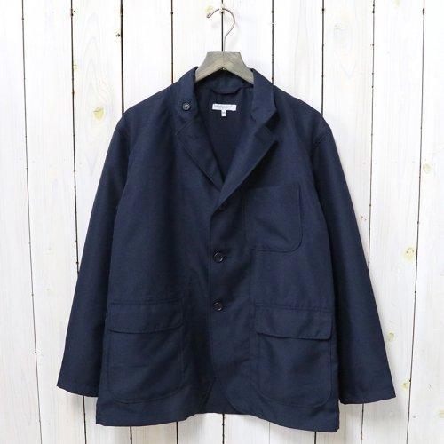 ENGINEERED GARMENTS『Loiter Jacket-Polyester Twill』(Navy)