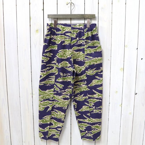 SOUTH2 WEST8『Army String Pant-Flannel Pt.』(Tiger)