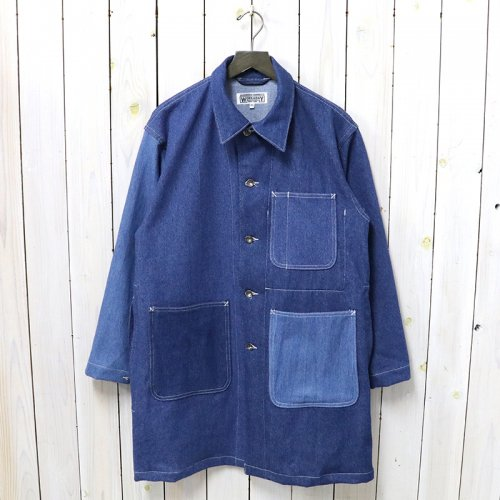 ENGINEERED GARMENTS WORKADAY『Shop Coat Combo-Washed 12oz Denim』
