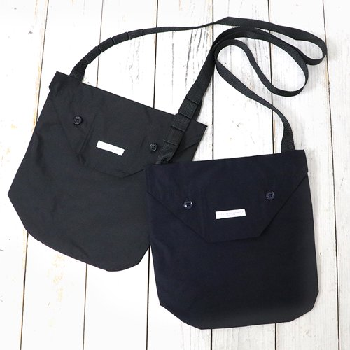 ENGINEERED GARMENTS『Shoulder Pouch-Memory Polyester』