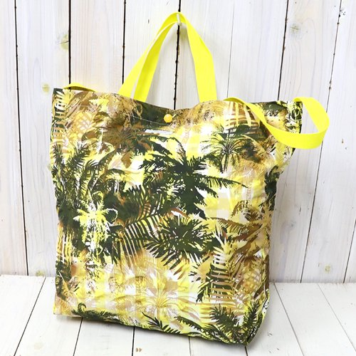 ENGINEERED GARMENTS『Carry All Tote-Nylon Poly Tropical Floral Print』