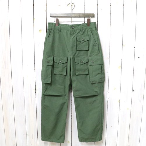 ENGINEERED GARMENTS『FA Pant-Cotton Ripstop』(Olive)