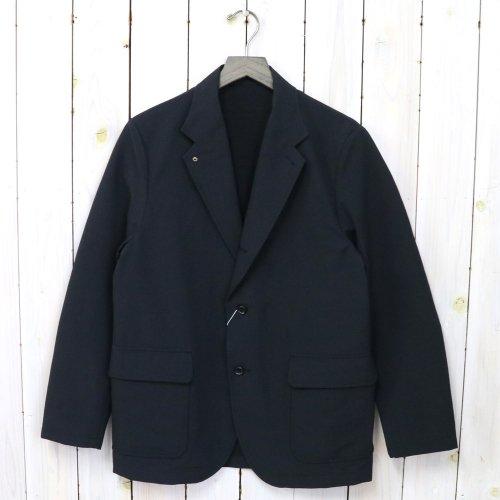 nanamica『BREATH TUNE Club Jacket』(Black)