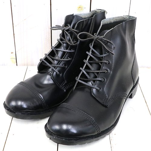 DEAD STOCK『BRITISH ARMY MILITARY BOOTS』