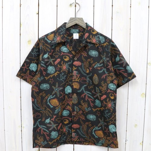 ANATOMICA『HAWAIIAN SHIRTS DEEP SEA』
