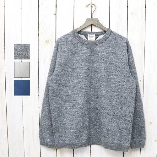 Jackman『Dotsume Rib L/S shirt-JM5107』