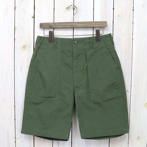 ENGINEERED GARMENTS『Fatigue Short-Cotton Ripstop』(Olive)