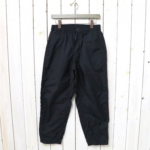 THE NORTH FACE PURPLE LABEL『Shirred Waist Pants』(Black)