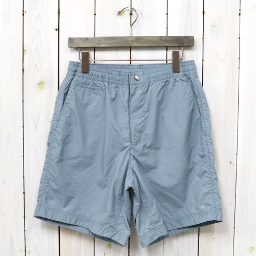 THE NORTH FACE PURPLE LABEL『Mountain Field Shorts』(Steel Blue)