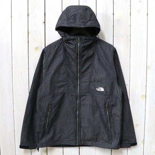 THE NORTH FACE『Nylon Denim Compact Jacket』(ナイロンブラックデニム)