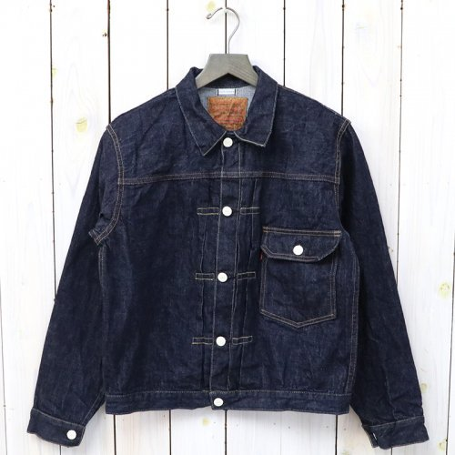 WAREHOUSE『DD-2001 DENIM JACKET(T BACK STYLE)』(ONE WASH)