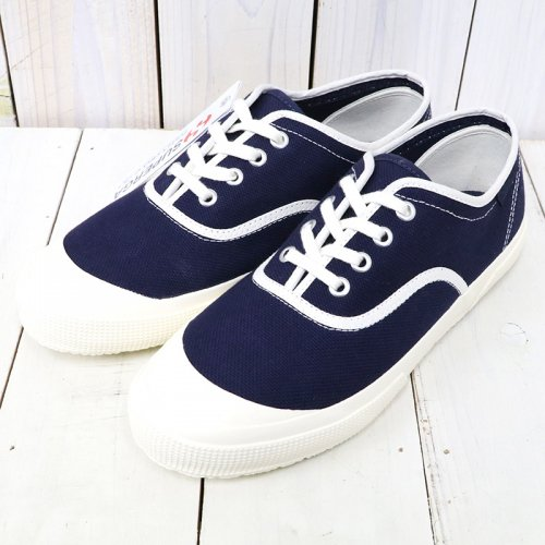 Kaptain Sunshine『Trainer Low Made by SUPERGA』(NAVY)