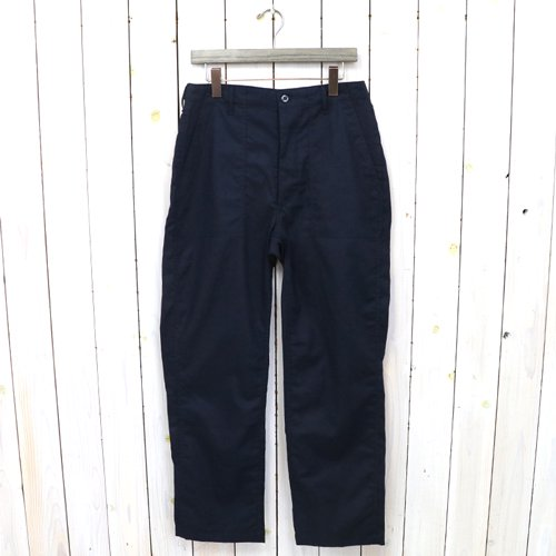 ENGINEERED GARMENTS WORKADAY『Fatigue Pant-Cotton Linen』(Navy)