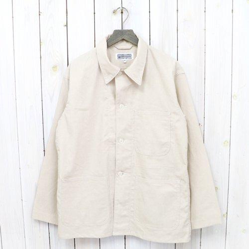 ENGINEERED GARMENTS WORKADAY『Utility Jacket-Cotton Linen』(Natural)