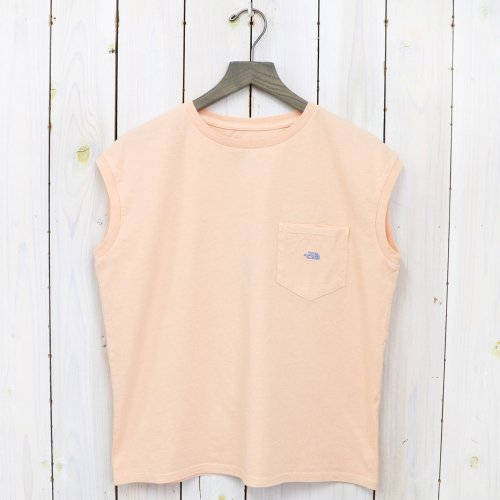 THE NORTH FACE PURPLE LABEL『7oz N/S Pocket Tee』(Salmon Pink)
