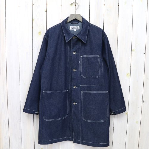 ENGINEERED GARMENTS WORKADAY『Shop Coat-Washed 8oz Denim』