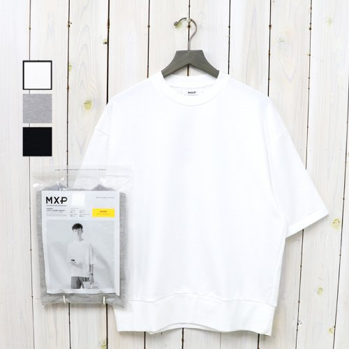 MXP『HALF SLEEVE CREW(LIGHT WARM SWEAT)』