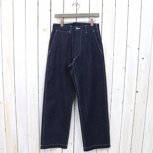 ANATOMICA『1940 DUNGAREE PANTS』