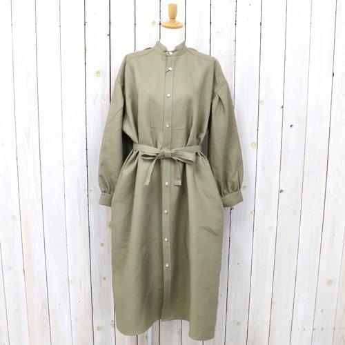 ANATOMICA『TUSCAN DRESS IRISH LINEN』(SAGE)